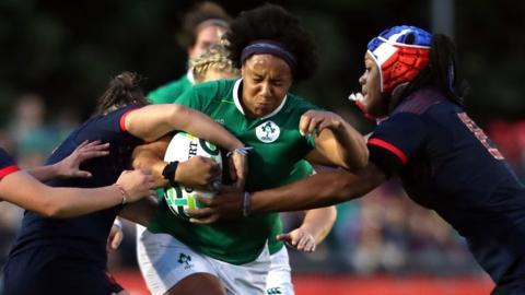 Ireland's Sophie Spence