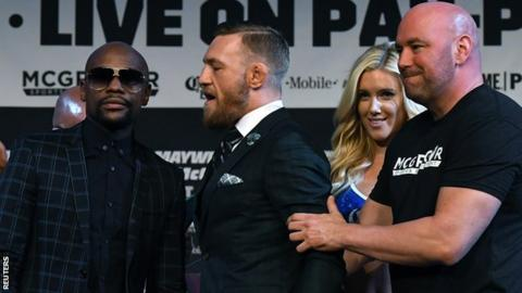 A diamond-encrusted 'Money Belt' - and why UFC might not be able to keep McGregor