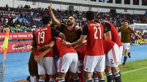 Egypt's national football team