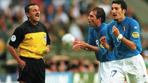 Antonio Conte, Italy Euro 2000