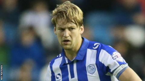 Sheffield Wednesday defender Glenn Loovens
