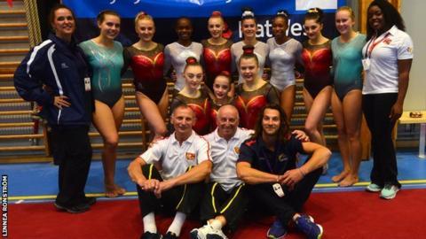 Manx Gymnasts