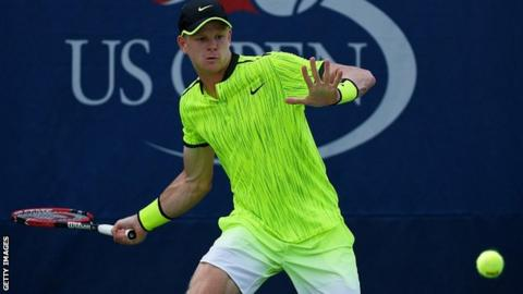 Kyle Edmund eases into US Open 3rd round