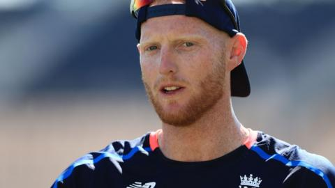 Ben Stokes was arrested last month