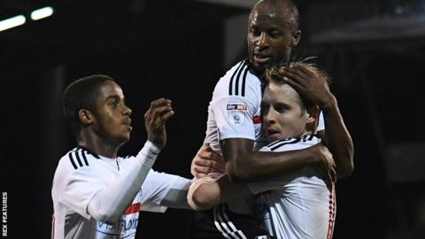 Fulham 2-2 Blackburn Rovers