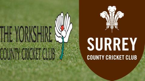 Yorkshire v Surrey