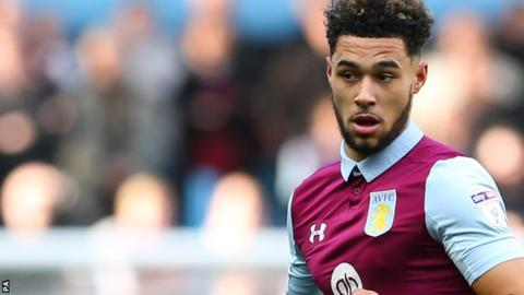Andre Green: Aston Villa winger out for 'months' following hamstring surgery