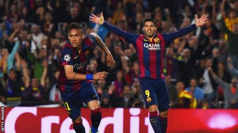 Draxler scores as PSG lay down marker with demolition of Barcelona