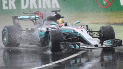 Italian Grand Prix: Lewis Hamilton breaks all-time record with 69th career pole position