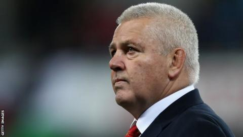 Gatland time running out - Hansen