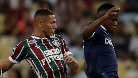 Watford complete £13m deal for Fluminense frontman