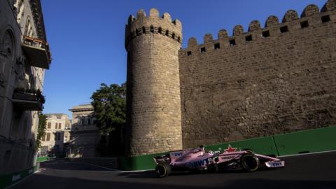 Baku Street Grand Prix Circuit