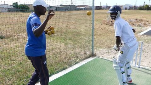 Black Africans' struggle to play cricket in SA