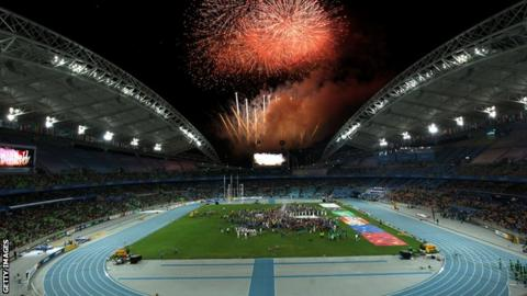 Daegu World Championships
