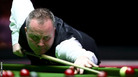 John Higgins beats Ronnie O'Sullivan at Scottish Open