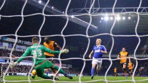 Mohamed Diame scores for Hull
