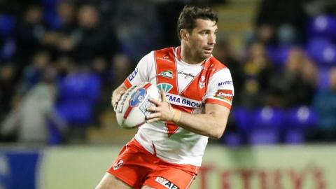 St Helens' Matty Smith