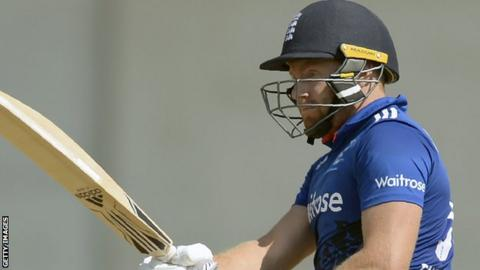 Hales ruled out for remainder of India tour