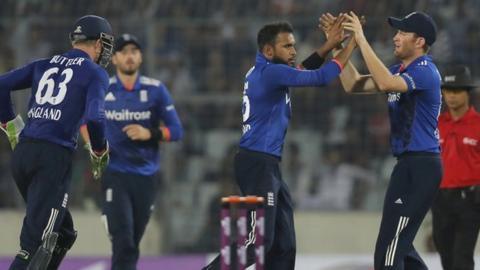 Adil Rashid now has four ODI four-wicket hauls