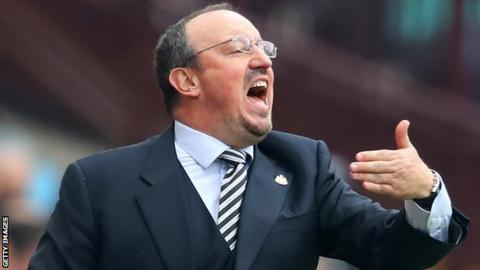 'Benitez almost perfect for Everton'