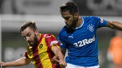 Rangers 3-0 Partick Thistle: Results matter most to interim boss Murty