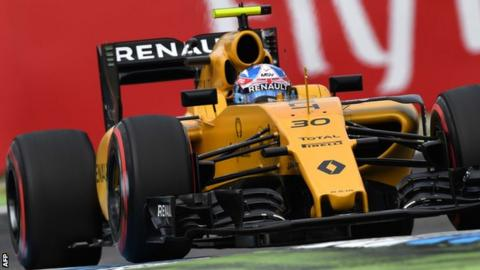 Renault willing to wait until April for Budkowski