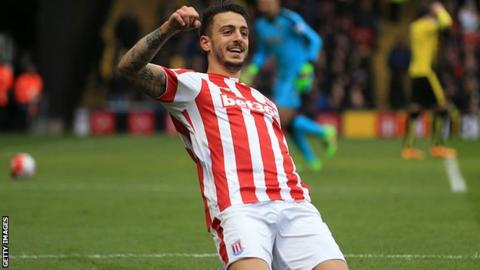 Newcastle sign Stoke striker Joselu for £5m