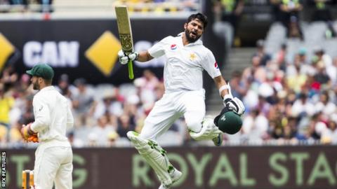 cricket news Australia v Pakistan: Azhar Ali hits news