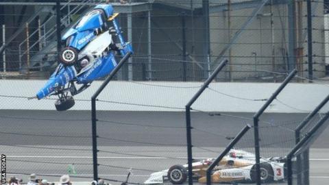 Denver Post sportswriter let go after tweet about Indy 500 victor