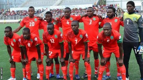 Malawi team