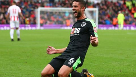 Andrew Surman celebrates
