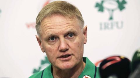 Joe Schmidt was appointed Irish coach on 2013