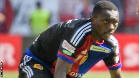 DR Congo-Born Chadrac Akolo
