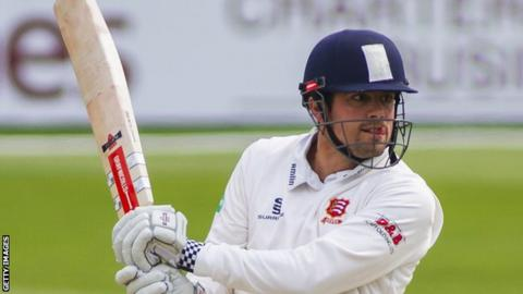 Injury sees Cook miss county clash with Anderson