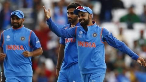 India captain Virat Kohli made a half-century in their previous warm-up match against New Zealand