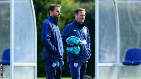 Southgate delight at Holland appointment