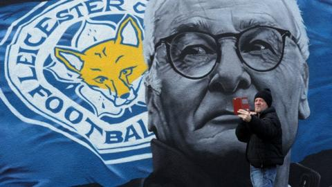 Claudio Ranieri poster