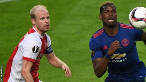 Davy Klaassen 'agrees personal terms with Everton'