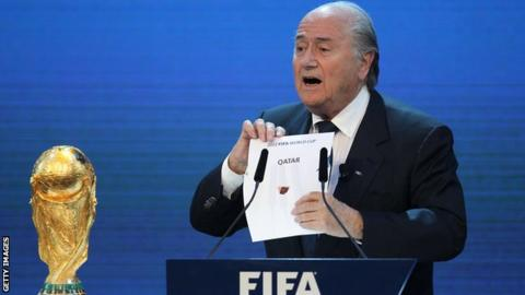 Fifa World Cup 2022 bid