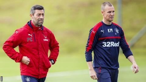 Rangers unhappy after Benfica pull out of Canada fixture