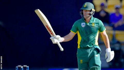 England v South Africa: AB de Villiers says hosts have 'earned respect'