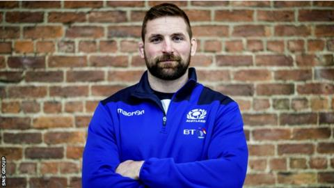 John Barclay will lead Scotland against Wales on Saturday