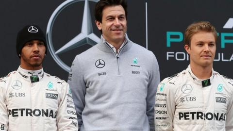 Mercedes announce decision not to appeal Rosberg penalty