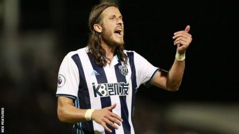 Olsson heads for Albion exit