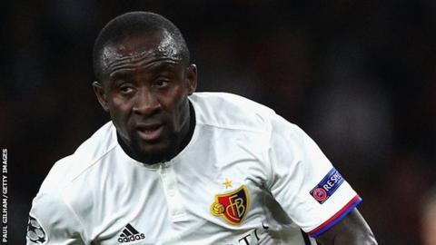 Ivorian striker Seydou Doumbia