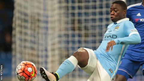 Rangers sign Aaron Nemane on loan from Manchester City until January