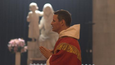 Fr Philip Mulryne