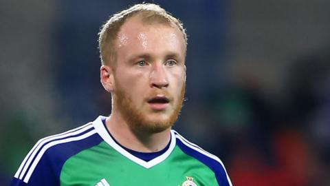 Liam Boyce joined Ross County in 2014