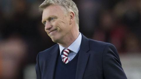 Middlesbrough manager David Moyes