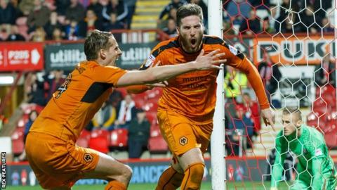 Brentford v Wolves